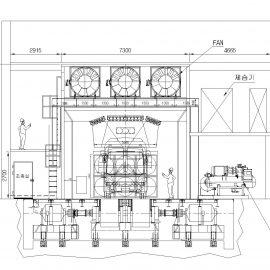 Commercial Vehicle Environmental Chamber (Hyundai Motors)