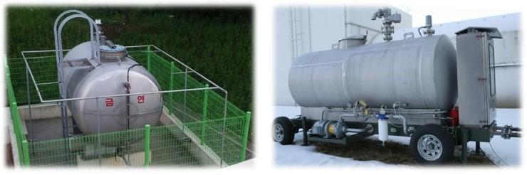 Portable / Stationary Fuel Supply Equipment (Korea Air Force)